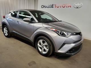 Used 2018 Toyota C-HR XLE + Garantie Prolongée PLATINE for sale in Montréal, QC