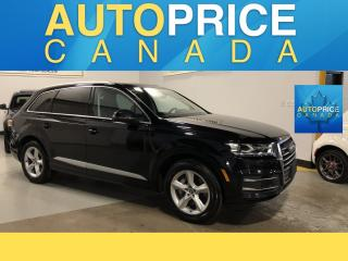 Used 2017 Audi Q7 3.0T Komfort NAVIGATION|PANOROOF|LEATHER for sale in Mississauga, ON