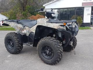 Used 2018 Yamaha Grizzly for sale in Barrie, ON