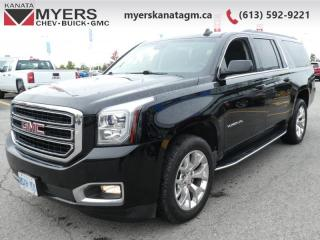 Used 2016 GMC Yukon XL SLT  - Leather Seats -  Cooled Seats for sale in Kanata, ON