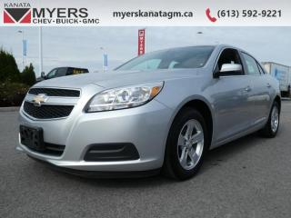 Used 2013 Chevrolet Malibu LT  - Bluetooth -  SiriusXM for sale in Kanata, ON