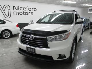 Used 2015 Toyota Highlander LIMITED  for sale in Oakville, ON