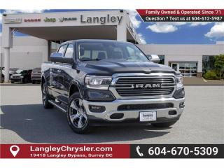 Used 2019 RAM 1500 Laramie *FULLY LOADED* for sale in Surrey, BC