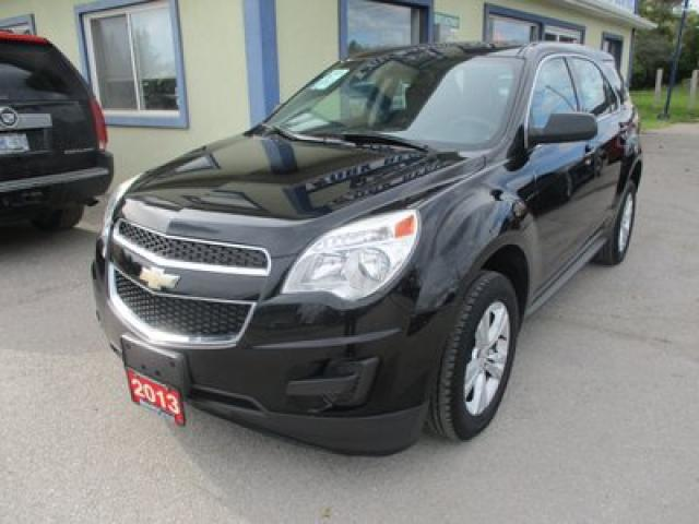 2013 Chevrolet Equinox GAS SAVING LS EDITION 5 PASSENGER 2.4L - ECO-TEC.. CD/AUX/USB INPUT.. KEYLESS ENTRY..