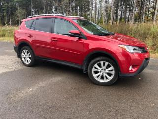 Used 2013 Toyota RAV4 Limitée for sale in Mirabel, QC