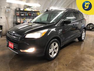 Used 2015 Ford Escape Navigation * Reverse camera * Heated front seats * Heated mirrors * Ford SYNC Microsoft * Phone connect * Power driver seat lumbar * Auto daytime runn for sale in Cambridge, ON