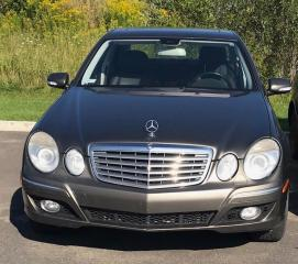 Used 2007 Mercedes-Benz E-Class Berline 4 portes 3.0L BLUETEC traction a for sale in Montréal, QC