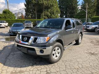 Used 2012 Nissan Frontier SV-V6 for sale in Surrey, BC
