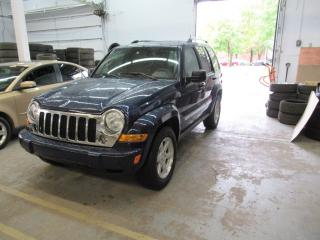 Used 2005 Jeep Liberty Limited Edition for sale in Montréal, QC