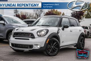 Used 2015 MINI Cooper Countryman ALL4 4DR S for sale in Repentigny, QC