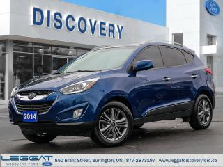 Used 2014 Hyundai Tucson GLS for sale in Burlington, ON
