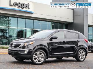 Used 2013 Kia Sportage LX- AUTOMATIC, BLUETOOTH, HEATED SEATS, ALLOY WHEELS for sale in Burlington, ON