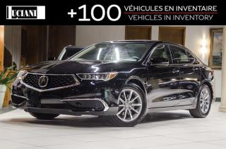 Used 2019 Acura TLX * Technology * Apple Carplay * Navigation * for sale in Montréal, QC