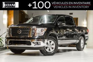 Used 2018 Nissan Titan 4x4 Crew Cab SV * Back Up Camera * for sale in Montréal, QC