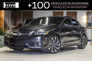Used 2016 Acura ILX * ASPEC * NAVIGATION * SUNROOF * CAMERA * for sale in Montréal, QC