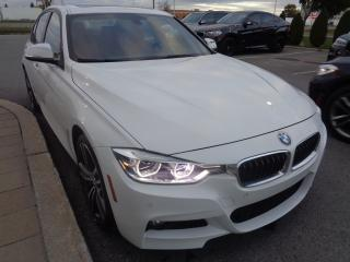 Used 2016 BMW 328 Msport for sale in Dorval, QC