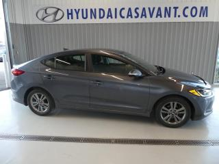 Used 2017 Hyundai Elantra GL for sale in St-Hyacinthe, QC