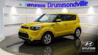 Used 2016 Kia Soul LX PLUS + GARANTIE + MAGS + CRUISE !! for sale in Drummondville, QC