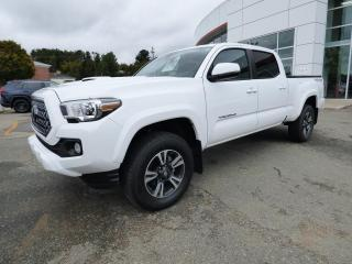 Used 2019 Toyota Tacoma SR5 V6 Double Cab 4x4 TRD SPORT for sale in Trois-Rivières, QC
