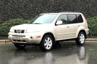 Used 2006 Nissan X-Trail Bonavista AWD for sale in Vancouver, BC