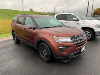 Used 2018 Ford Explorer XLT for sale in Fredericton, NB