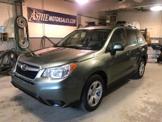 Used 2015 Subaru Forester 5DR WGN CVT 2.5I for sale in Kingston, ON
