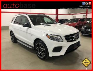 Used 2017 Mercedes-Benz GLE GLE43 AMG 4MATIC DISTRONIC PREMIUM NIGHT GLE 43 for sale in Vaughan, ON