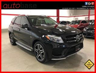 Used 2017 Mercedes-Benz GLE GLE43 AMG 4MATIC DISTRONIC PREMIUM LOW KM! GLE 43 for sale in Vaughan, ON