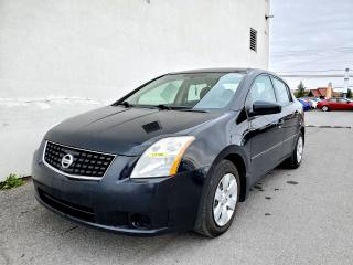 Used 2009 Nissan Sentra 2.0 TOURING *CLIMATISEUR* BAS KILOMETRAGE *PROMO for sale in Mirabel, QC