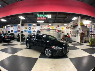 Used 2018 Hyundai Elantra GLS Auto for sale in North York, ON