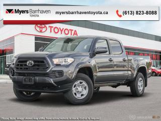 New 2020 Toyota Tacoma SR  - $258 B/W for sale in Ottawa, ON