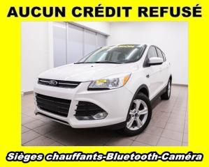 Used 2014 Ford Escape SE 4X4 BLUETOOTH CAMÉRA RECUL *SIÈGES CHAUFFANTS* for sale in Mirabel, QC
