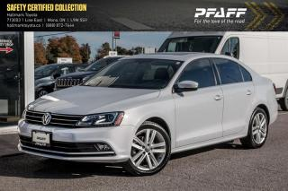 Used 2017 Volkswagen Jetta Highline 1.8T 6sp at w/Tip for sale in Orangeville, ON