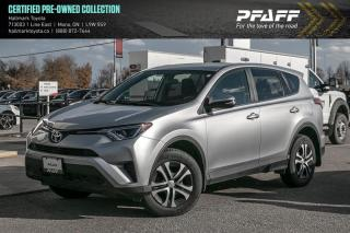 Used 2016 Toyota RAV4 AWD LE for sale in Orangeville, ON