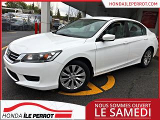Used 2015 Honda Accord LX   MAGS , CAMERA for sale in Île-Perrot, QC