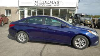 Used 2013 Hyundai Sonata GLS for sale in Mono, ON
