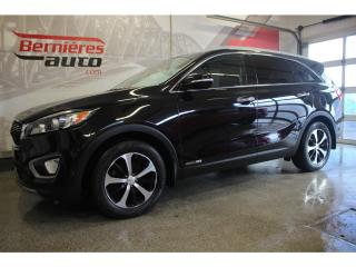 Used 2017 Kia Sorento EX+ AWD 7 PLACES for sale in Lévis, QC