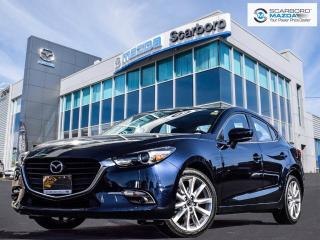Used 2017 Mazda MAZDA3 GT|AUTO|2.5L SKY ENGINE|LOW KM for sale in Scarborough, ON