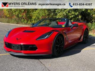 Used 2017 Chevrolet Corvette Grand Sport  End of season special! for sale in Orleans, ON
