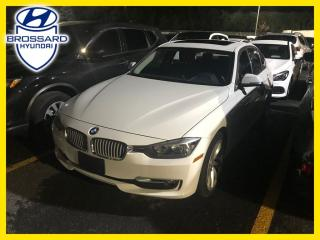 Used 2013 BMW 320 xDrive CUIR TOIT 4X4 for sale in Brossard, QC