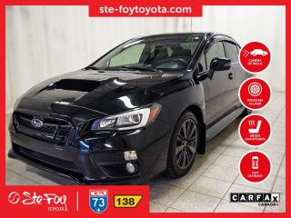 Used 2017 Subaru Impreza WRX Sport for sale in Québec, QC