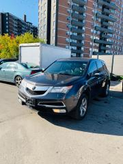 Used 2010 Acura MDX SH-AWD for sale in Scarborough, ON