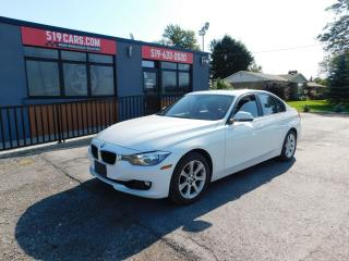 Used 2013 BMW 3 Series 328i xDrive|LEATHER|SUNROOF|BLUETOOTH for sale in St. Thomas, ON