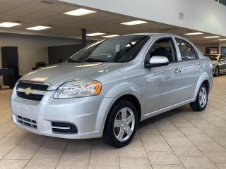 Used 2011 Chevrolet Aveo LS Air Climatisé for sale in Pointe-Aux-Trembles, QC