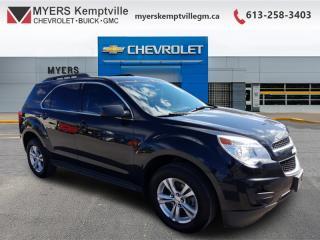 Used 2014 Chevrolet Equinox LT  -  - Air - Tilt for sale in Kemptville, ON
