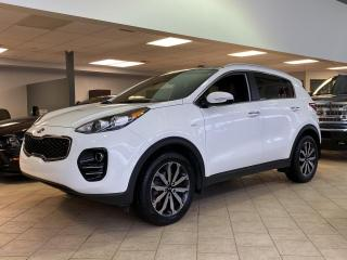Used 2017 Kia Sportage EX Premium AWD Toit Pano Cuir *GPS for sale in Pointe-Aux-Trembles, QC