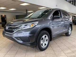 Used 2015 Honda CR-V LX AWD A/C Sièges Chauffants for sale in Pointe-Aux-Trembles, QC