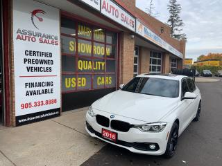 Used 2016 BMW 3 Series 328d xDrive/Navi/No accidents/Diesel/ON Vehicle for sale in Burlington, ON