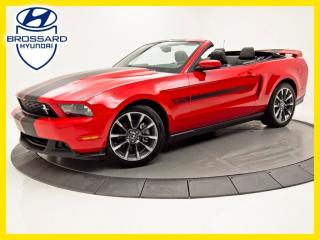 Used 2012 Ford Mustang GT CALIFORNIA SPECIAL 5.0L for sale in Brossard, QC