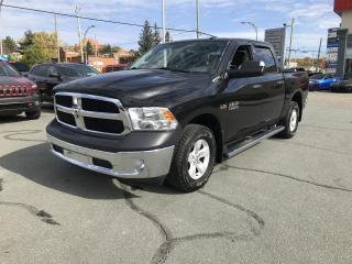 Used 2017 RAM 1500 CREW CAB 4X4 SXT for sale in Sherbrooke, QC